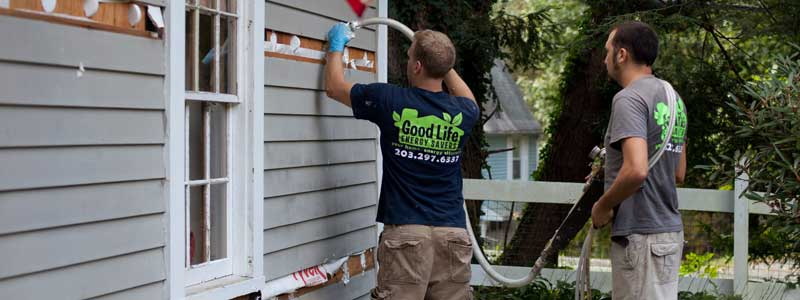 Wall Insulation and home insulating solutions by Good Life Energy Savers