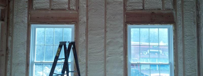 Spray Foam Insulation CT NY   Fairfield   Westchester County